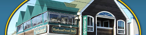 Harbourfront Deli, Greenport